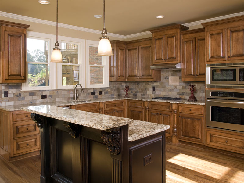 Photo gallery budget kitchen cabinet for Budget kitchen cabinets