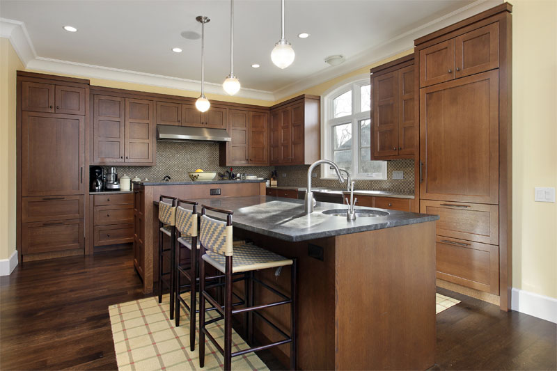 Photo gallery budget kitchen cabinet for Budget kitchens